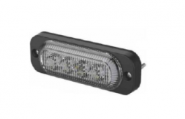 Gul Blitz blink LED, 12W-20