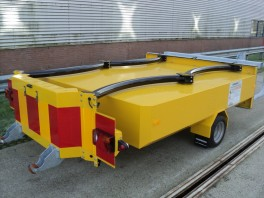 TTMA (Trailer Truck Mounted Attenuator)-20