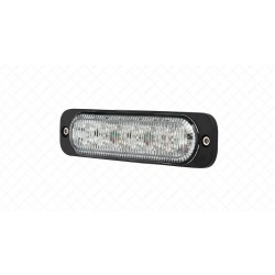 Gul Blitz blink LED, 12W